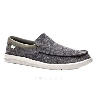 SANUK LIte Mesh Slip-On Sidewalk Surfer